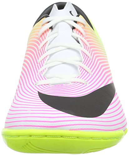Nike Mens Mercurial Vittoria V Ic Soccer Cleat Ossidiana