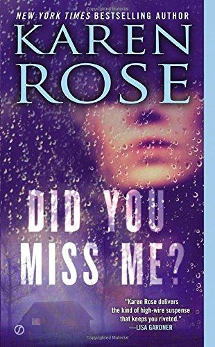 Did You Miss Me? (The Baltimore (Karen Rose)