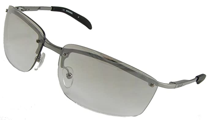 48c9dec7b46 Image Unavailable. Image not available for. Colour  Diesel Mens Sunglasses  ...