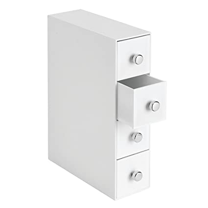 InterDesign Drawers Mini Cassettiera Per Make Up O Cancelleria ...