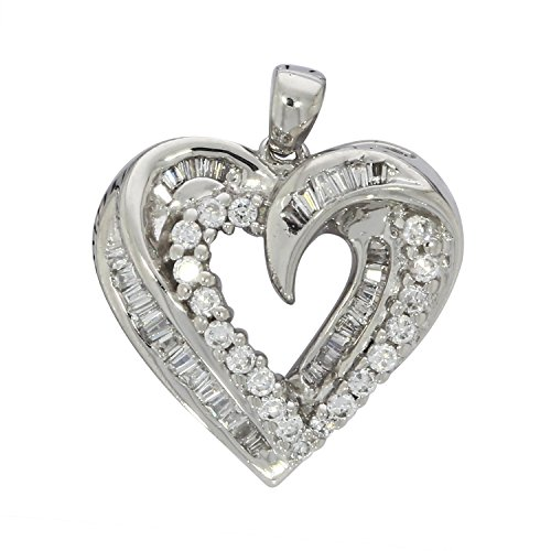 0.48 Ct Heart - 5