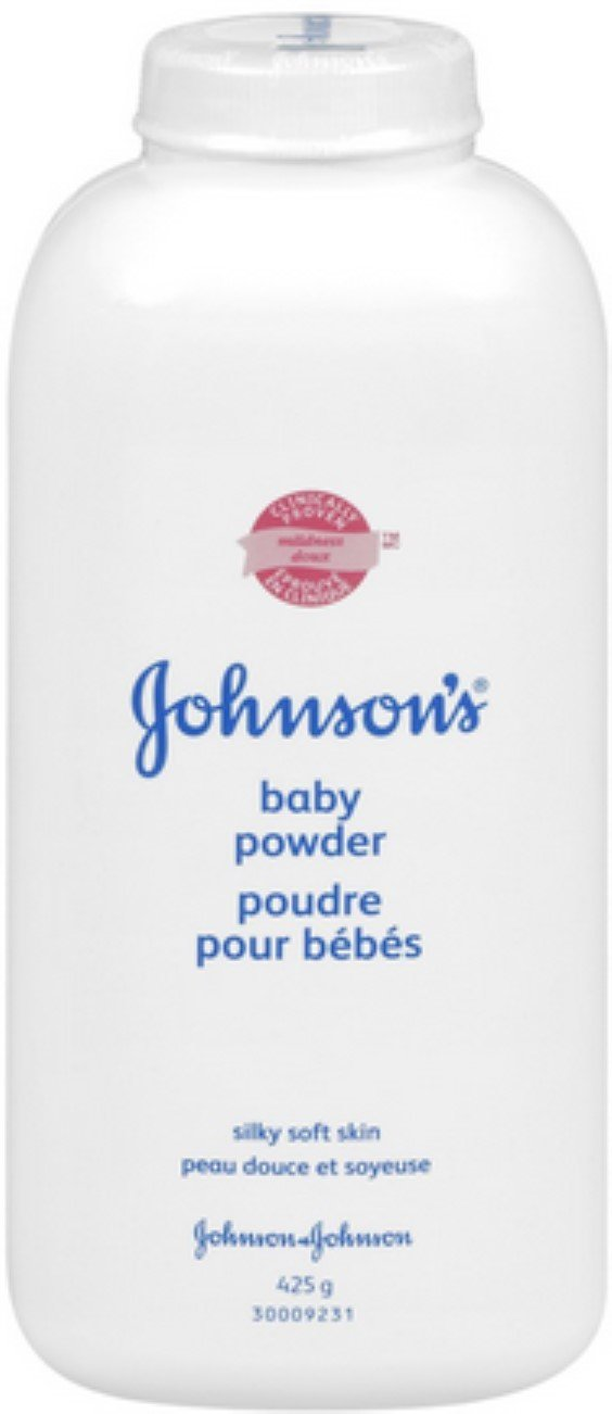 JOHNSON'S Baby Powder 15 oz (Pack of 6) by Johnson's