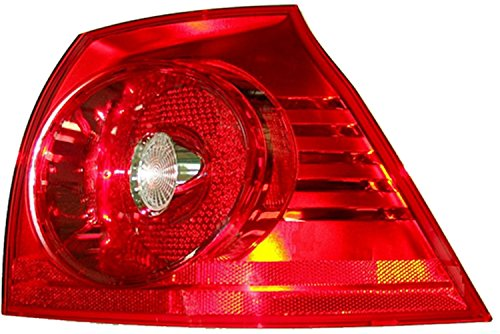 HELLA 010174021 Volkswagen Golf/Rabbit/R32/GTI MkV Passenger Side Replacement Tail Light Assembly