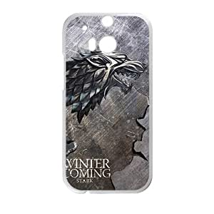 Winter coming bald eagle map Cell Phone Case for LG G2