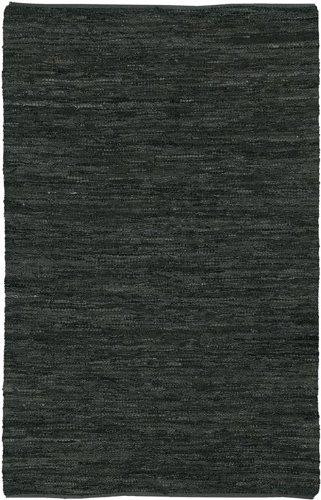Chandra SAKET SAK-3707 Rug - 2'6x7'6 (Chandra Rugs Black Leather)