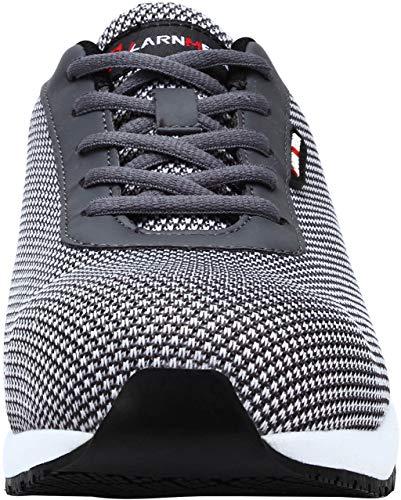 traspiranti lavoro leggere Lm Scarpe Src Larnmern antiscivolo 1805 Grey Sneakers ultra e da Safety Uomo qxn17pg