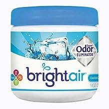 BRIGHT Air Super Odor Eliminator, Cool & Clean, Blue, 14oz, 6/Carton by BRIGHT Air