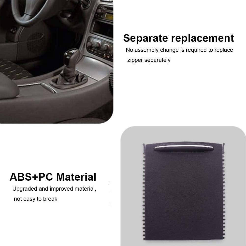 SUNERLORY ller Ind A20368001239051 Portaobjetos Almacenamiento portaobjetos Cubierta la Consola cel Accesorios duraderos Repuesto Reemplazo Interno para Benz W203