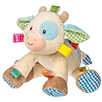 Mary Meyer Taggies Casey Plush Toy, Cow