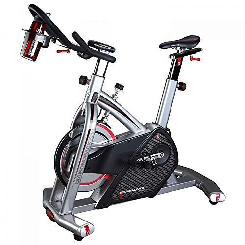 Diamondback Fitness 910Ic Adjustable Self Generating Indoor Cycle with Electronic Display