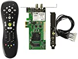 Hauppauge 1213 WinTV-HVR-2255 Dual Hybrid PCI-E TV Tuner Board with Media Center Remote Control and Receiver