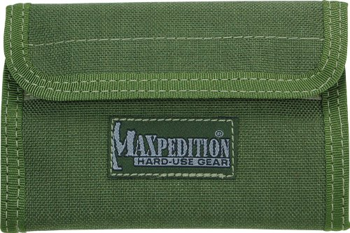 Maxpedition Spartan Wallet, Green