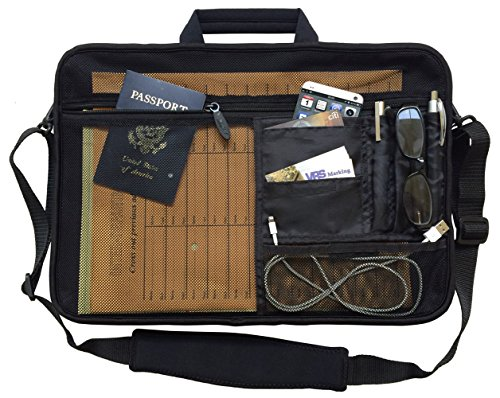 Designer ärmel 33cm Executive Laptop Tasche Blue/orange/red Einheitsgröße Blue/orange/red Pe7E2