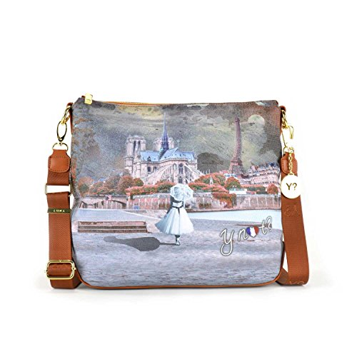 Borsa a tracolla Y Not - I391 Madmoiselle MAD