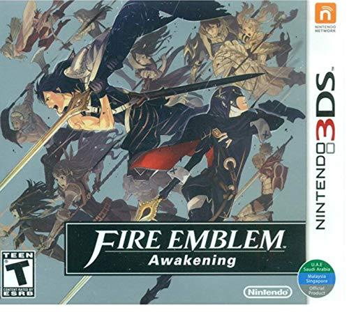 Fire Emblem: Awakening - World Edition - Nintendo 3DS (Nintendo 3ds Role Playing Games)
