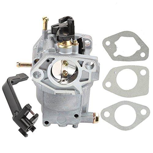 Hilom 0J58620157 Carburetor for Generac GP5500 GP6500 GP6500E GP7500E 389cc 8125W Jingke Huayi Kinzo Ruixing 13HP 14HP 15HP 16HP 188F 190F Portable Generator