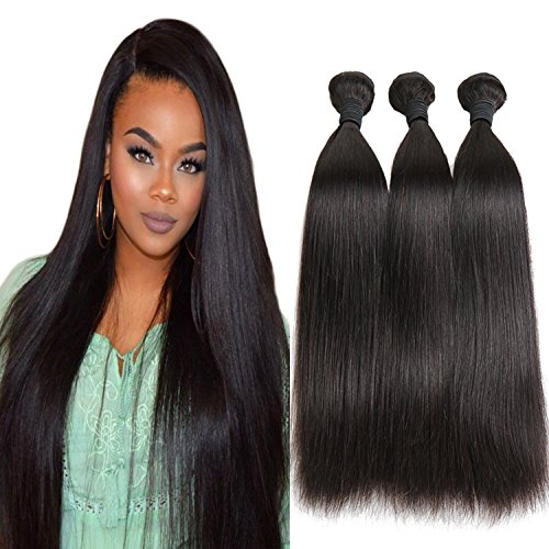 Bestsojoy Brazilian Straight Extensions Unprocessed product image