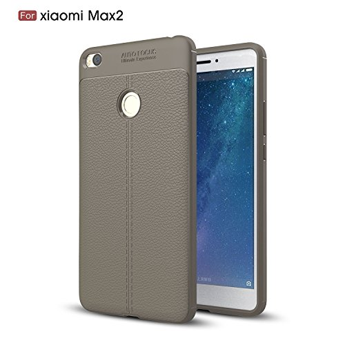 Silicone Soft Case for Xiaomi Mi Max (Clear) - 8