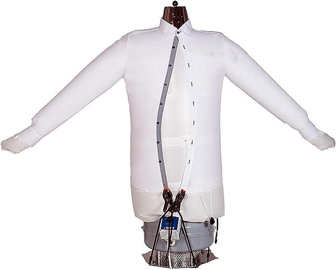 Tubie eco - Modelo de mesa para planchar camisas, blusas, máquina de planchar o planchar