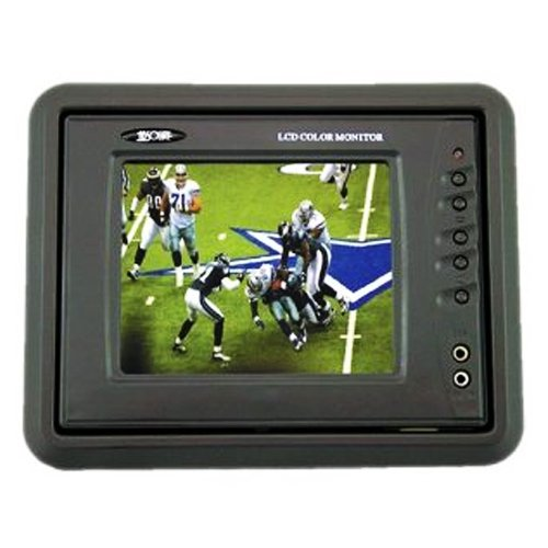 Absolute HSM560 5.6-Inch Headrest Monitor NTSC System with Front Panel Controls