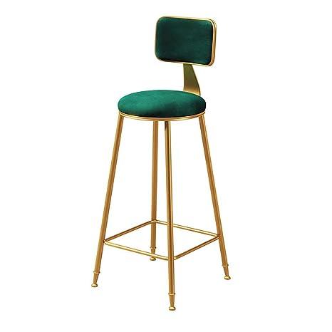 Superb Amazon Com Iron Bar Stool Yert Simple Bar Stool High Stool Cjindustries Chair Design For Home Cjindustriesco