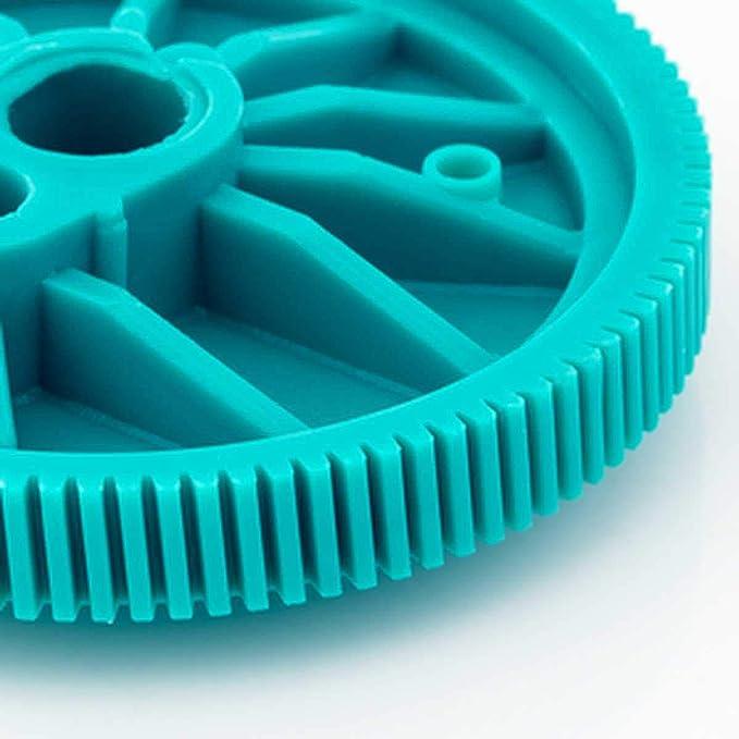 Zahnrad Rolle Reparatur Heckscheibenwischer Heckwischermotor für SEAT ALTEA