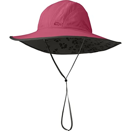 77c39d2c386 Amazon.com  Outdoor Research Women s Oasis Sombrero Hat  Sports ...