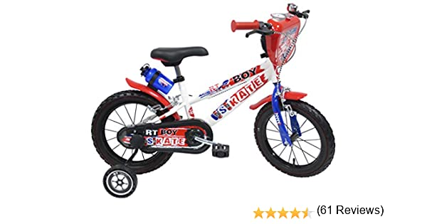 Denver 15118-RT Boy Skate Bicicleta 16