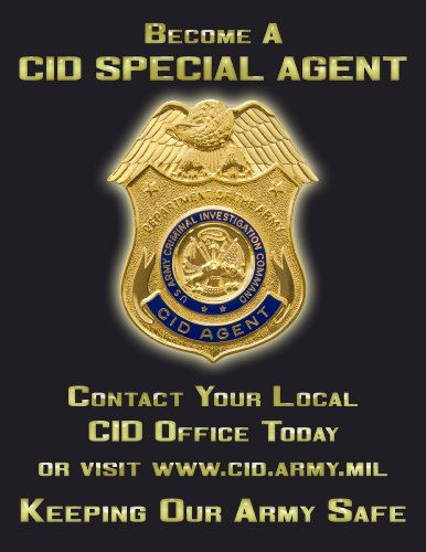Army CID Apprentice Special Agent Course - CSI Guide - Crime Scenes Training Manual