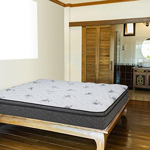 Latex Box Top Mattress - WOLF Corp Legacy Pillow Top 12