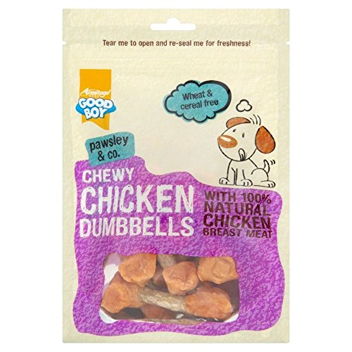 Armitage Good Boy Chicken Fillet with Munchy Dumbells (100g)