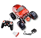 Remote Control Shooting Gun - Monster Truck with Suction Shooting Darts - Play Kreative TM