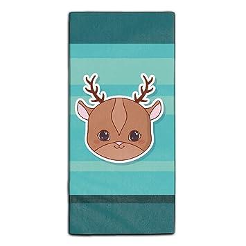 Image of: Youtube Kawaii Animals Design Washcloth Large Hand Towel 118 275quot Multipurpose Bathroom Towels For Goldenagefigurinescom Amazoncom Kawaii Animals Design Washcloth Large Hand Towel 118