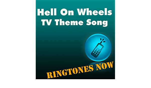 Hell on wheels theme song by the original hit makers on amazon.