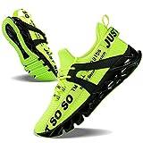 Mens Running Shoes Non Slip Athletic Walking Blade