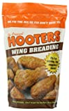 Hooter's Wing Breading Mix, 16-Ounce (Pack of 6)