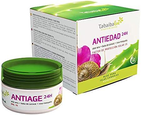 Tabaibaloe Crema Facial Regeneradora Antiedad 24h, 100 ml