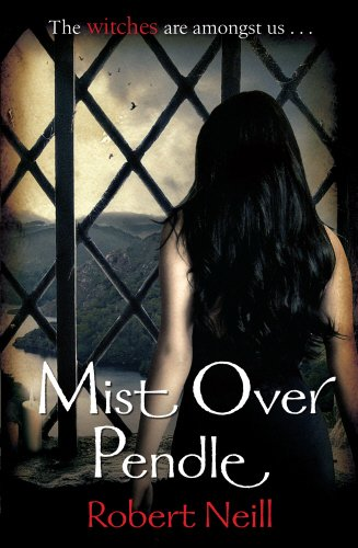 Book cover for Mist Over Pendle
