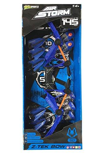 Zing Air Storm Z Tek Bow (Blue)
