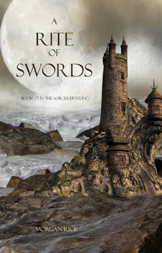 Shelley Castle - A Rite of Swords (Book #7 in the Sorcerer's Ring)