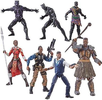 Marvel Legends Black Panther Wave 2 M/'Baku BAF Series Erik Killmonger FIGURE