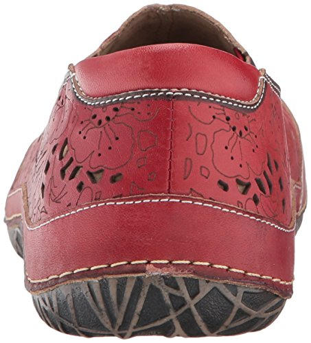 L'Artiste by Spring Step Womens Libora Flat Red zoPgtRL