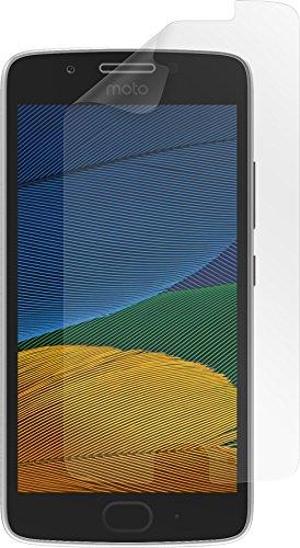 Incipio PLEX HD Screen Protector for Motorola Moto G5 Plus Smartphone - Clear