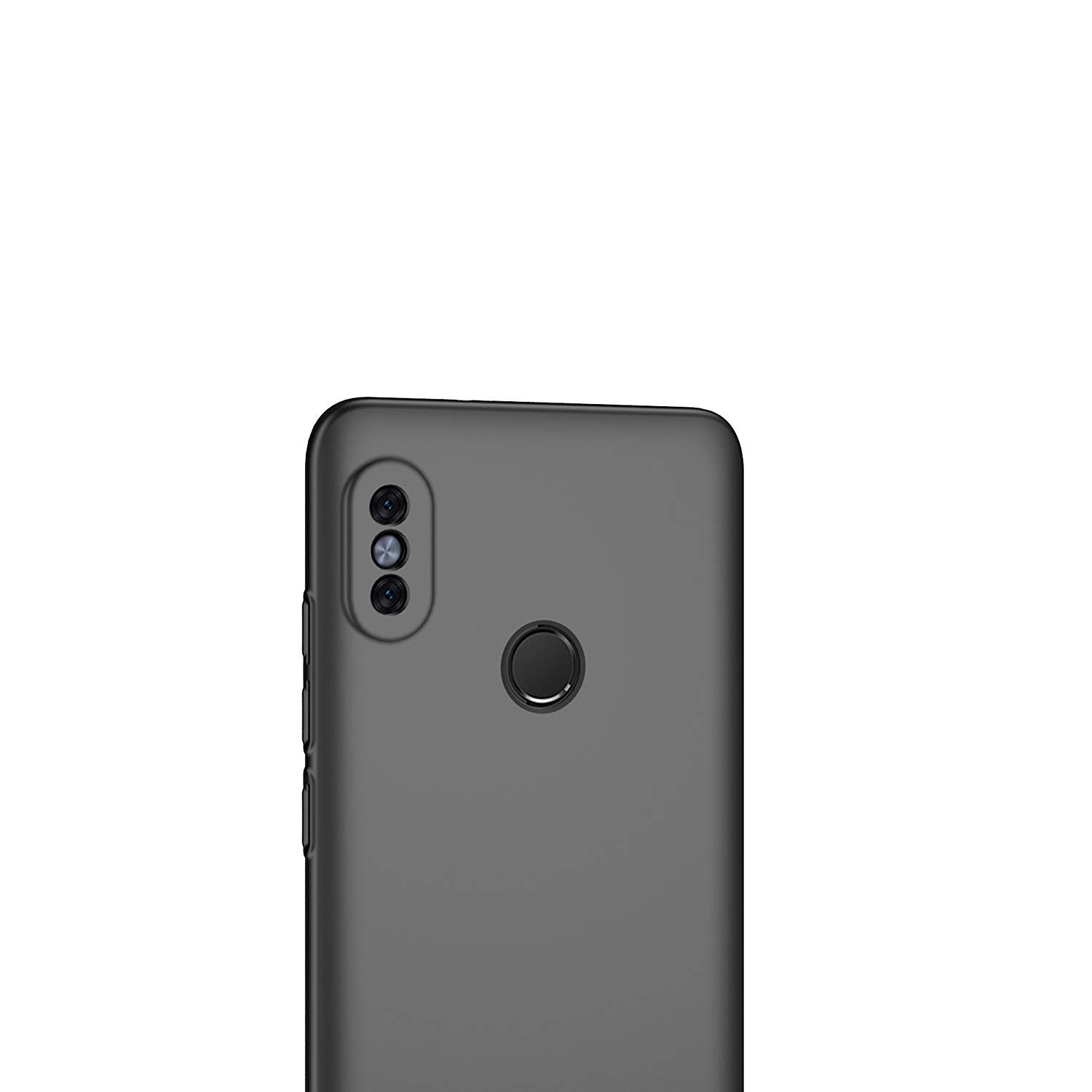 GeekerChip Funda Xiaomi Redmi Note 5 [Serie Colorida] [Ultra Delgado] [Anti-Drop] ultrafin Premium Carcasa para Xiaomi Redmi Note 5 (Negro): Amazon.es: ...