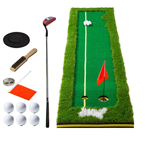 - Convenient Golf Indoor Green Practice Golf Putting Exerciser Golf Putting Green Artificial Turf Grass Roll 0.53, 0.753 2 Sizes Durable (Color : 4 Color, Size : 50300cm)