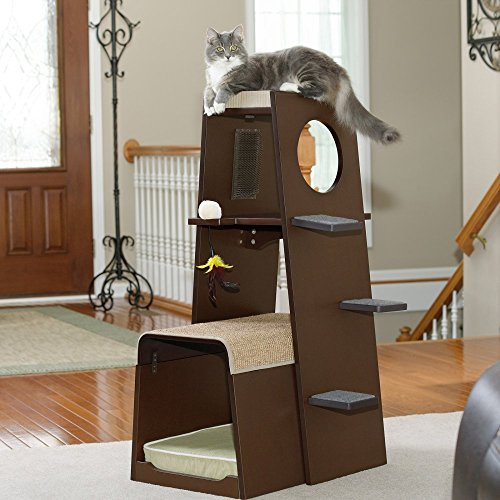 Modular Modern Cat Tower