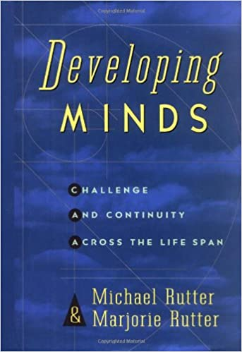 Developing Minds: Challenge And Continuity Across The Lifespan: Personal Development Across the Lifespan