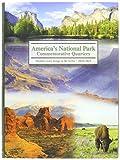 America The Beautiful Commemorative Quarter Folder-2010-2021