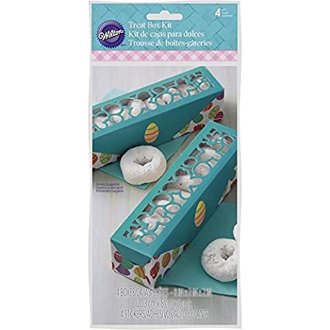 TREAT BOX (Cookie Regalo Farfalla)