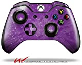 Cheap Stardust Purple – Decal Style Skin fits Microsoft XBOX One Wireless Controller (CONTROLLER NOT INCLUDED)